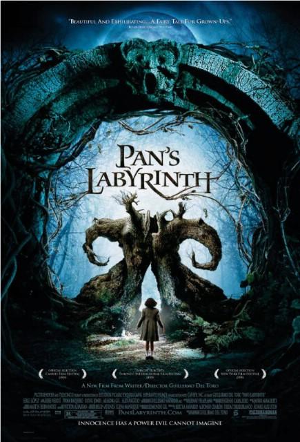 Filmoteka: El Laberinto del fauno / Panov labirint (2006)
