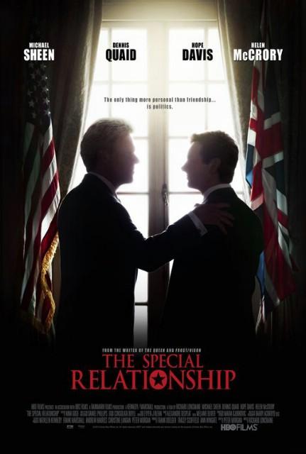 Filmoteka: The Special Relationship / Posebna veza (2010)