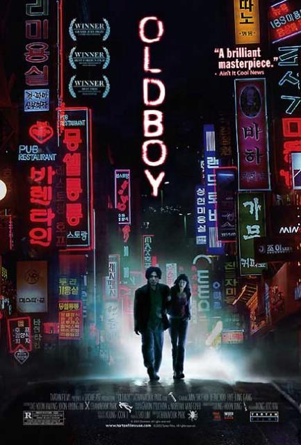 Film: Oldboy / Oldboy (2003)