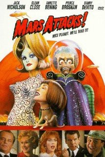 Filmoteka: Mars attacks! (Mars napada)