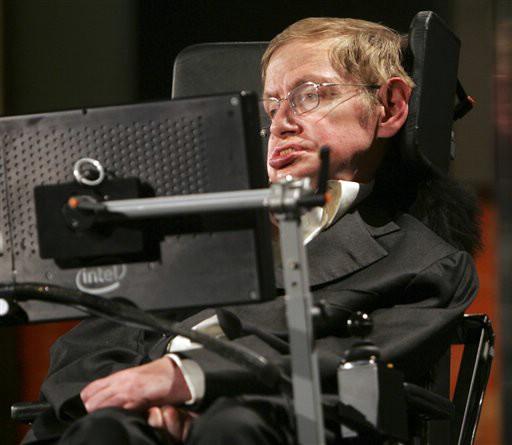 Stephen Hawking: Raj je bajka za ljude koji se boje smrti