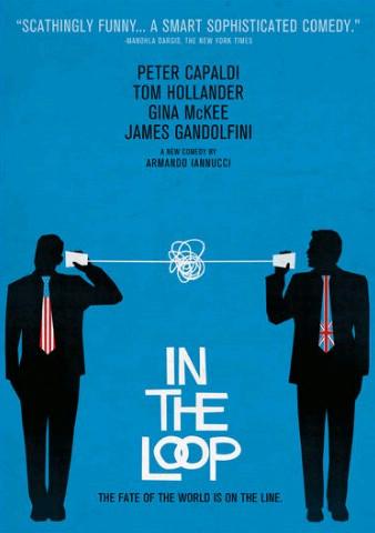 Filmoteka: In the Loop / U banani (2009)