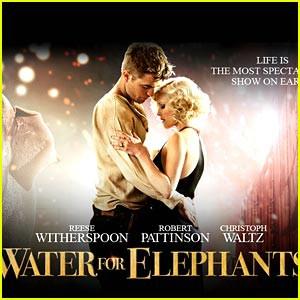 Filmoteka: Water for Elephants / Voda za slonove (2011)