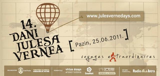 DANI JULESA VERNEA - PAZIN - predstavljen novi vizualni identitet