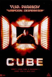 Filmoteka: Cube (Kocka)