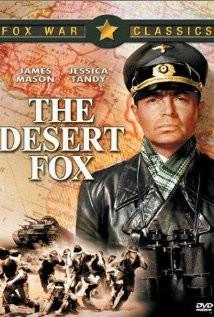 Filmoteka: The Desert Fox: The Story of Rommel (Pustinjska lisica, priča o Rommelu)