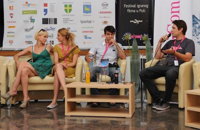 58. Pula Film Festival:Ćaća i Fleke spremaju zanimljiv ponedjeljak u Areni