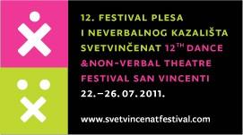 12 Festival plesa i neverbalnog kazališta Svetvinčenat