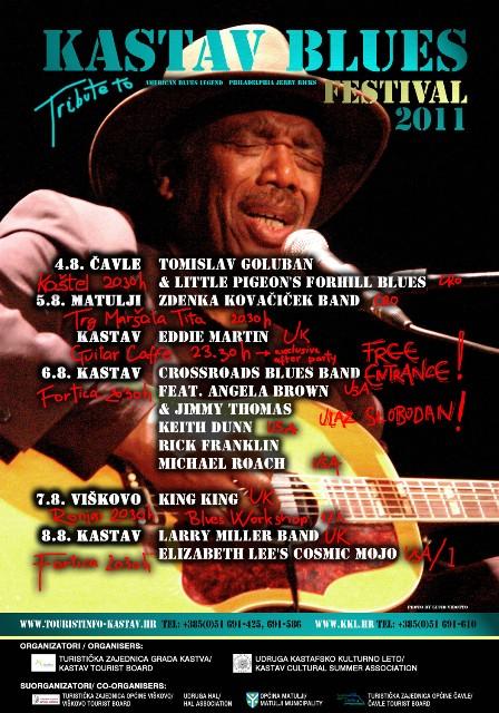 IV. Kastav blues festival