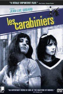 Filmoteka: Les carabiniers (Karabinjeri)