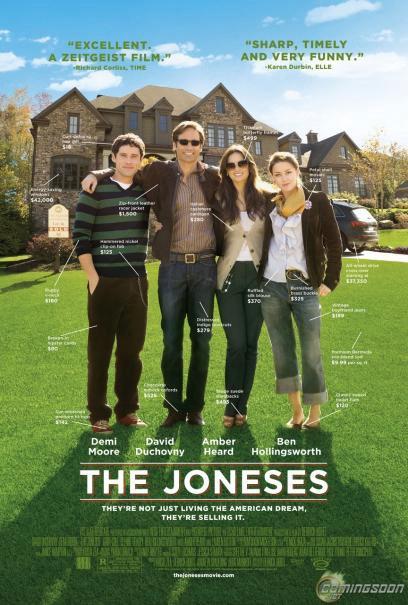 Filmoteka: The Joneses (2009)