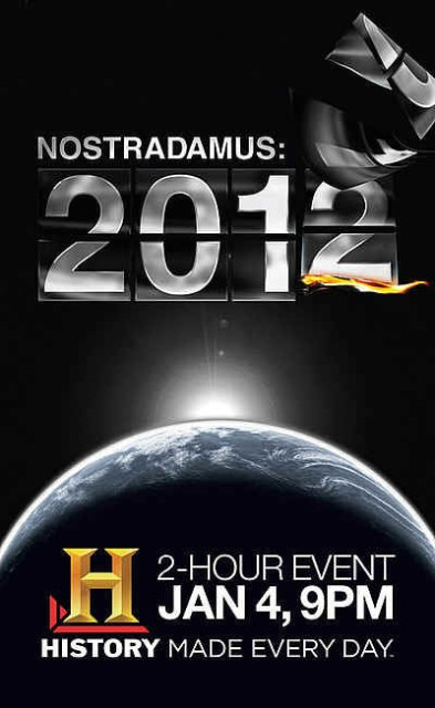 Filmoteka: Nostradamus 2012