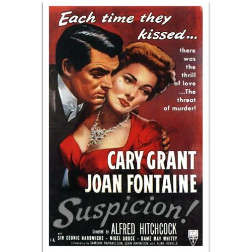 Filmoteka: Suspicion / Sumnja (1941)