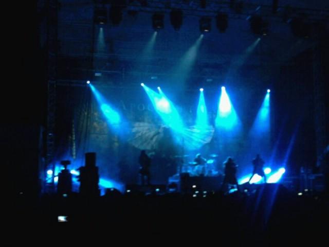 Apocalyptica za debitanstko izdanje Arena Festa
