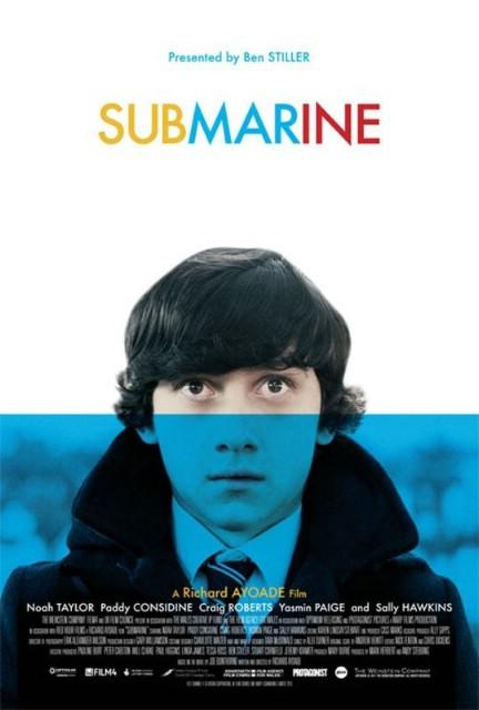 Filmoteka: Submarine (2010)