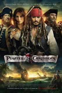 Filmoteka: Pirates of the Caribbean: On Stranger Tides (Pirati s Kariba: Nepoznate plime)