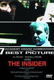 Filmoteka: The insider (Probuđena savjest)