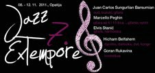 7. Jazz ExTempore Opatija 8-12.11.2011