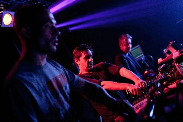 LAURENT GARNIER pres. L.B.S. ft. Scan X & Benjamin Rippert @ Ambasada Gavioli, Izola, Slovenia 19.11.2011.