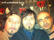 Jazzbina Pula: ART POLLUTION TRIO (04.01.2012.g.u 20,00h))