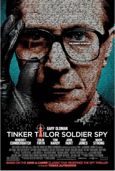 Filmoteka: Tinker Taylor Soldier Spy / Dečko, Dama, Kralj, Špijun (2011)