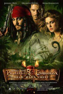 Filmoteka: Pirates of the Caribbean: Dead Man's Chest (Pirati s Kariba: Mrtvačeva škrinja)