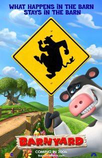 Filmoteka: Barnyard (Kad krave polude)