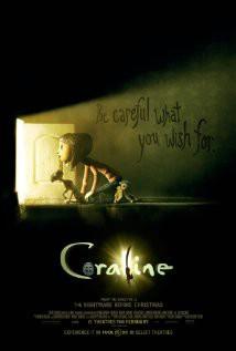 Filmoteka: Coraline (Koralina i tajna ogledala)
