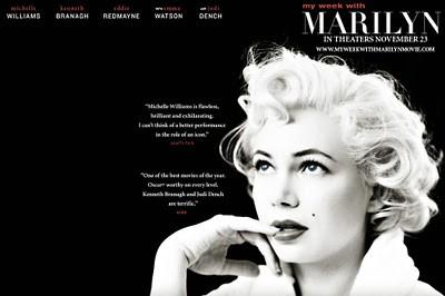 Filmoteka: My Week with Marilyn / Moj tjedan s Marilyn (2011)