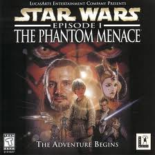 Star wars The Phantom Menace (Zvjezdani ratovi - Fantomska prijetnja)