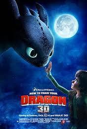 Filmoteka: How To Train Your Dragon (Kako izdresirati zmaja)