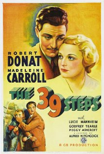 Filmoteka: The 39 Steps (39 stepenica)