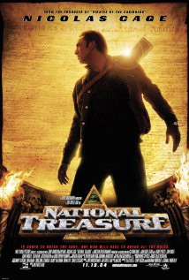 Filmoteka: National Treasure (Nacionalno blago)