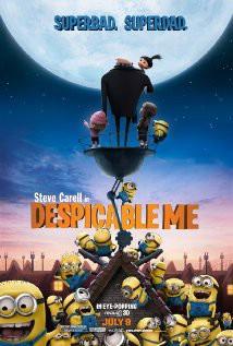 Filmoteka: Despicable Me (Kako je Gru ukrao mjesec)