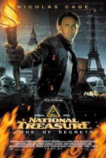 Filmoteka: National Treasure 2: Book of Secrets (Nacionalno blago 2 - Knjiga tajni)