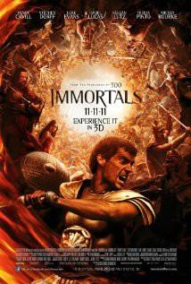 Filmoteka: Immortals (Besmrtnici)