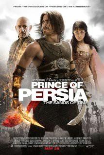Filmoteka: Prince of Persia: The Sands of Time (Princ Perzije: Pijesak vremena)