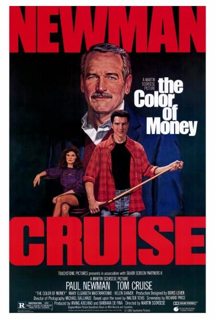 Filmoteka: The Color of Money / Boja novca (1986)