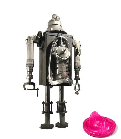 U krevet s robotom