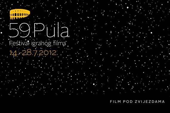 59. Festival igranog filma u Puli 14. 28.7. 2012.