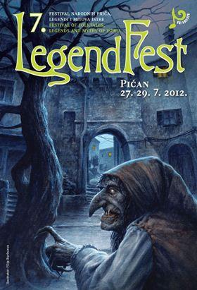 7. Legendfest – festival legendi, mitova i priča Istre