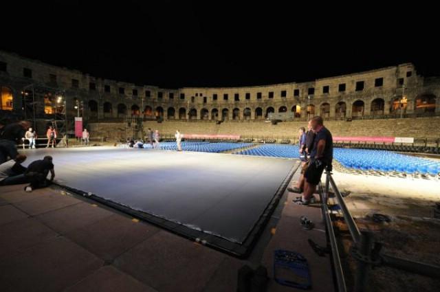 Pula film festival: Prvi hrvatski 3D film u Pulskoj Areni