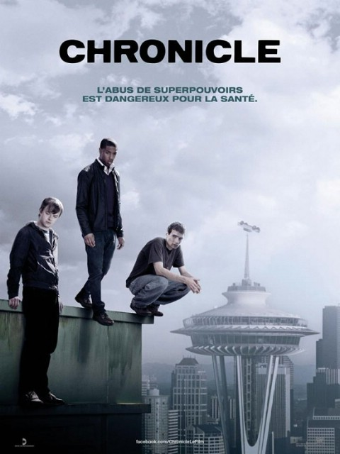 Filmoteka: Chronicle / Kronike (2012)