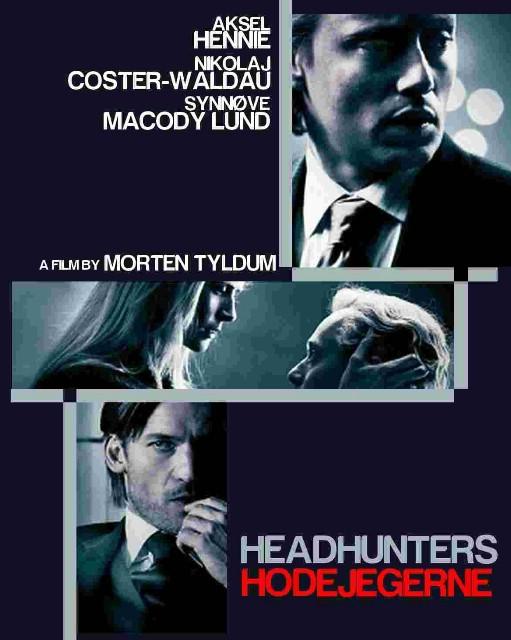 Filmoteka: Hodejegerne /  Headhunters / Lovci na glave (2011)