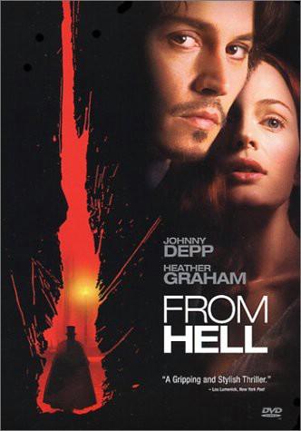 Filmoteka: From Hell / Iz pakla (2001)