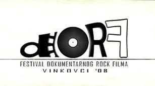 Festival dokumentarnog rock filma - DORF '08