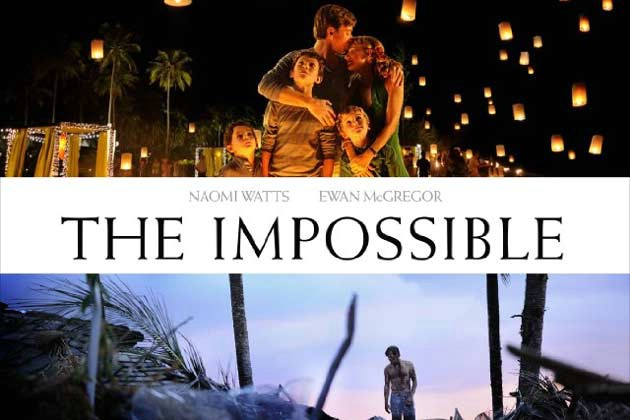 Fimoteka: The impossible / Lo imposible / Nemoguće (2012)