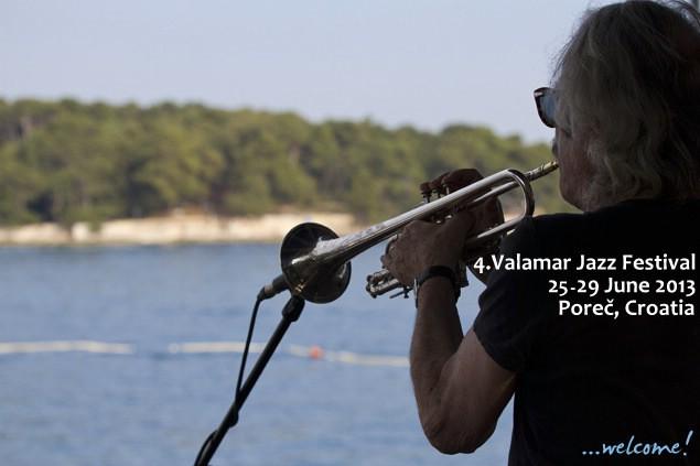 Četvrto izdanje Valamar Jazz Festivala uz vrhunski jazz krajem lipnja u Poreču!