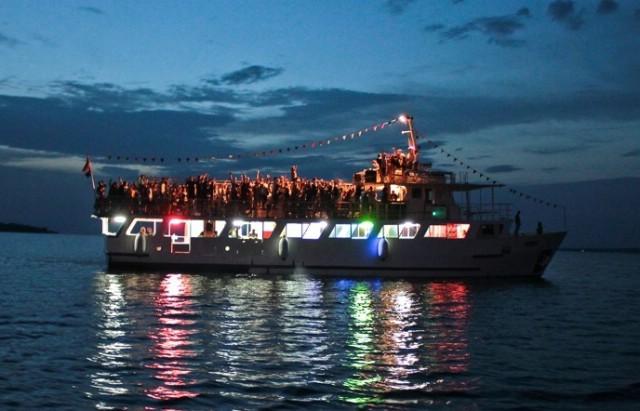 48 zabava na brodovima na Outlook festivalu