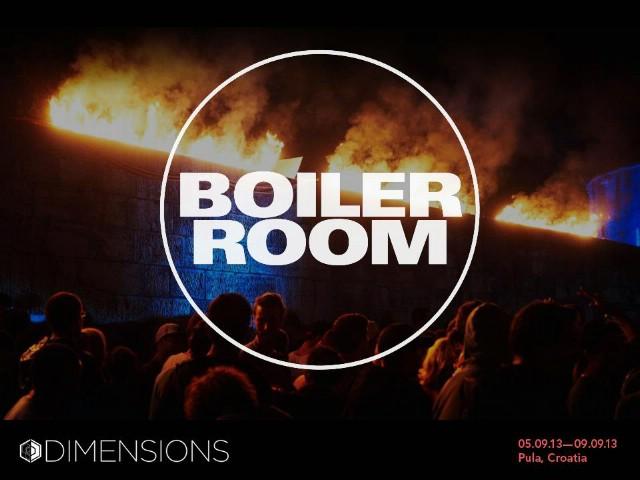 Boiler Room prvi put u Hrvatskoj na Dimensions festivalu!